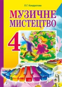 """Фонохрестоматія до підручника """"Музичне мистецтво"""" для 4 класу"""